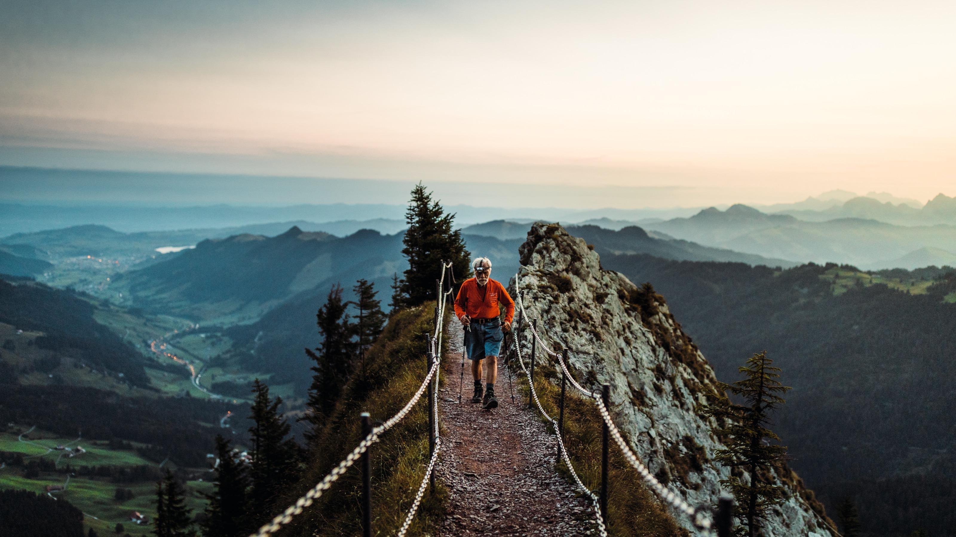 The Mythen-Hiker  | スイス政府観光局