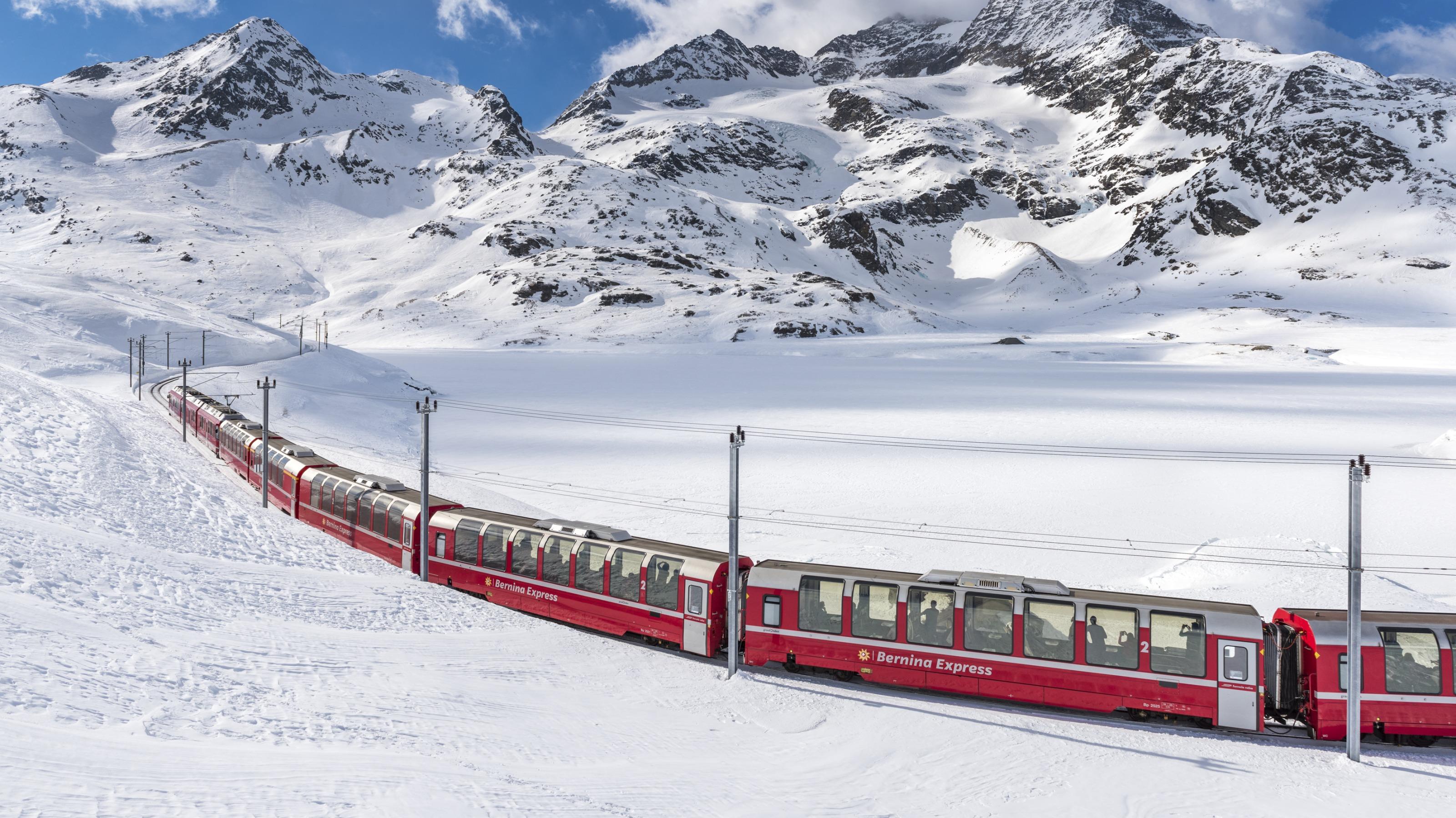 Bernina Express   Switzerland Tourism