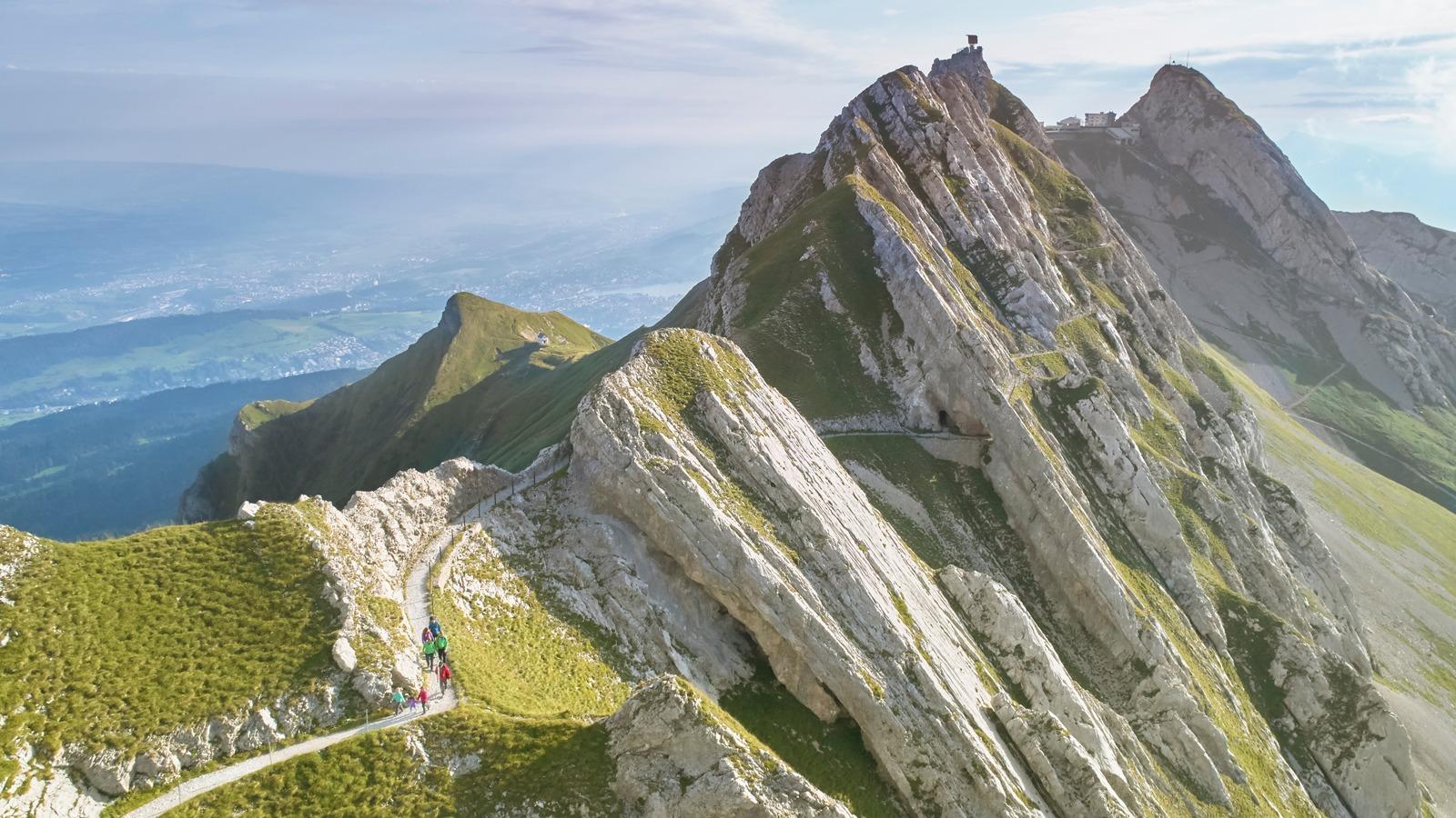 Wandern am Pilatus | Schweiz Tourismus