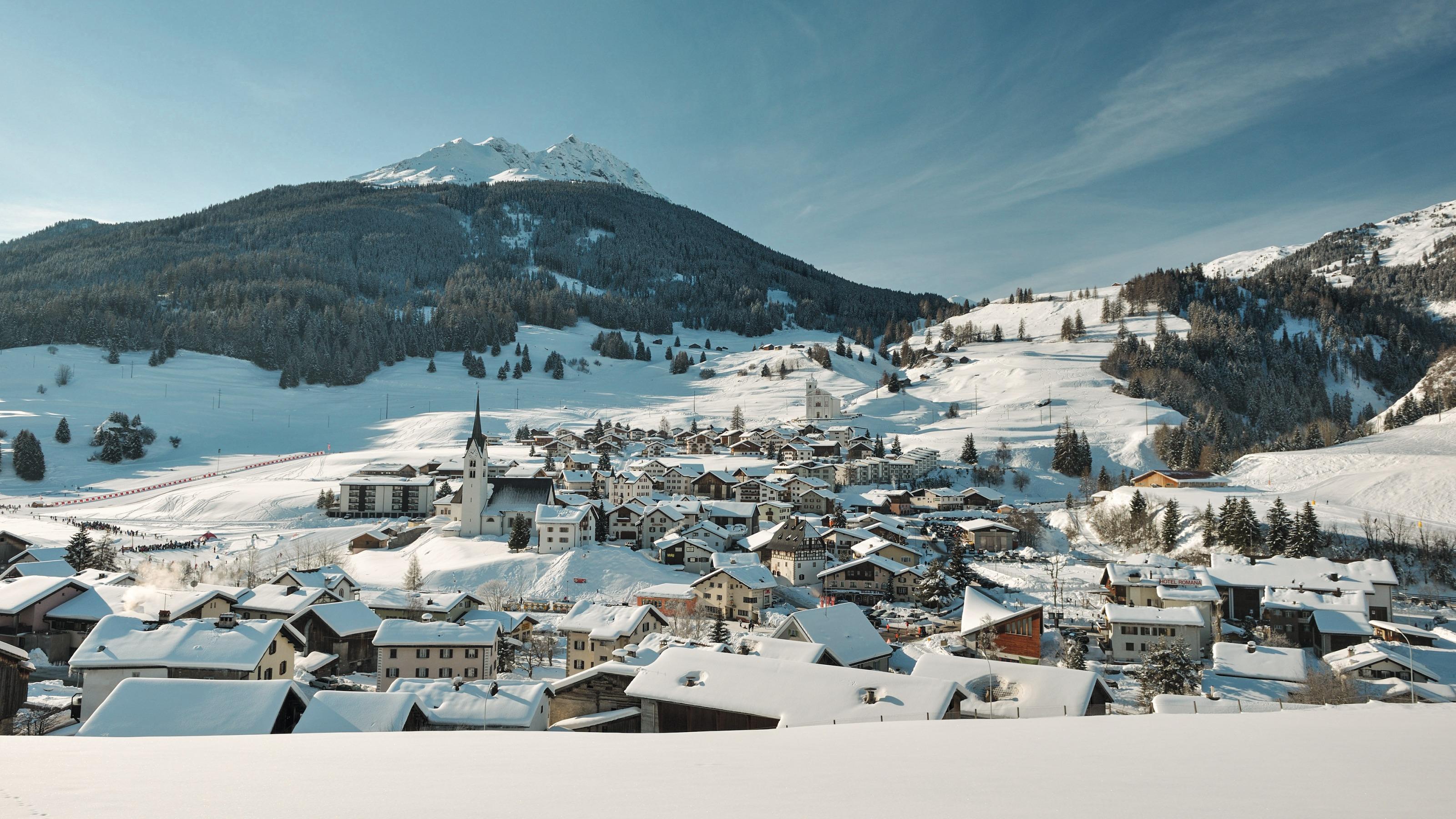 Savognin Schweiz Tourismus