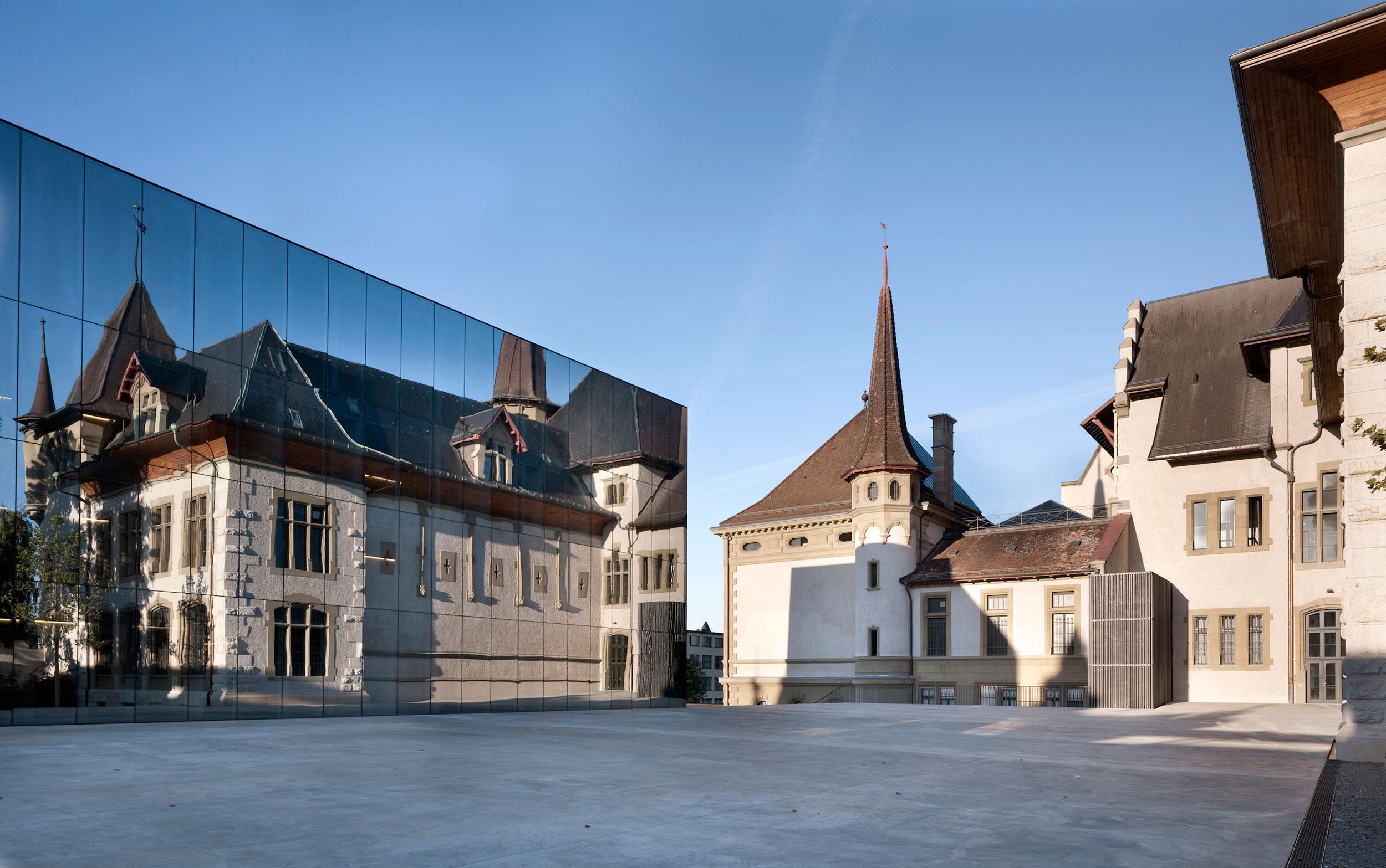 نتيجة بحث الصور عن متحف أينشتاين في برن