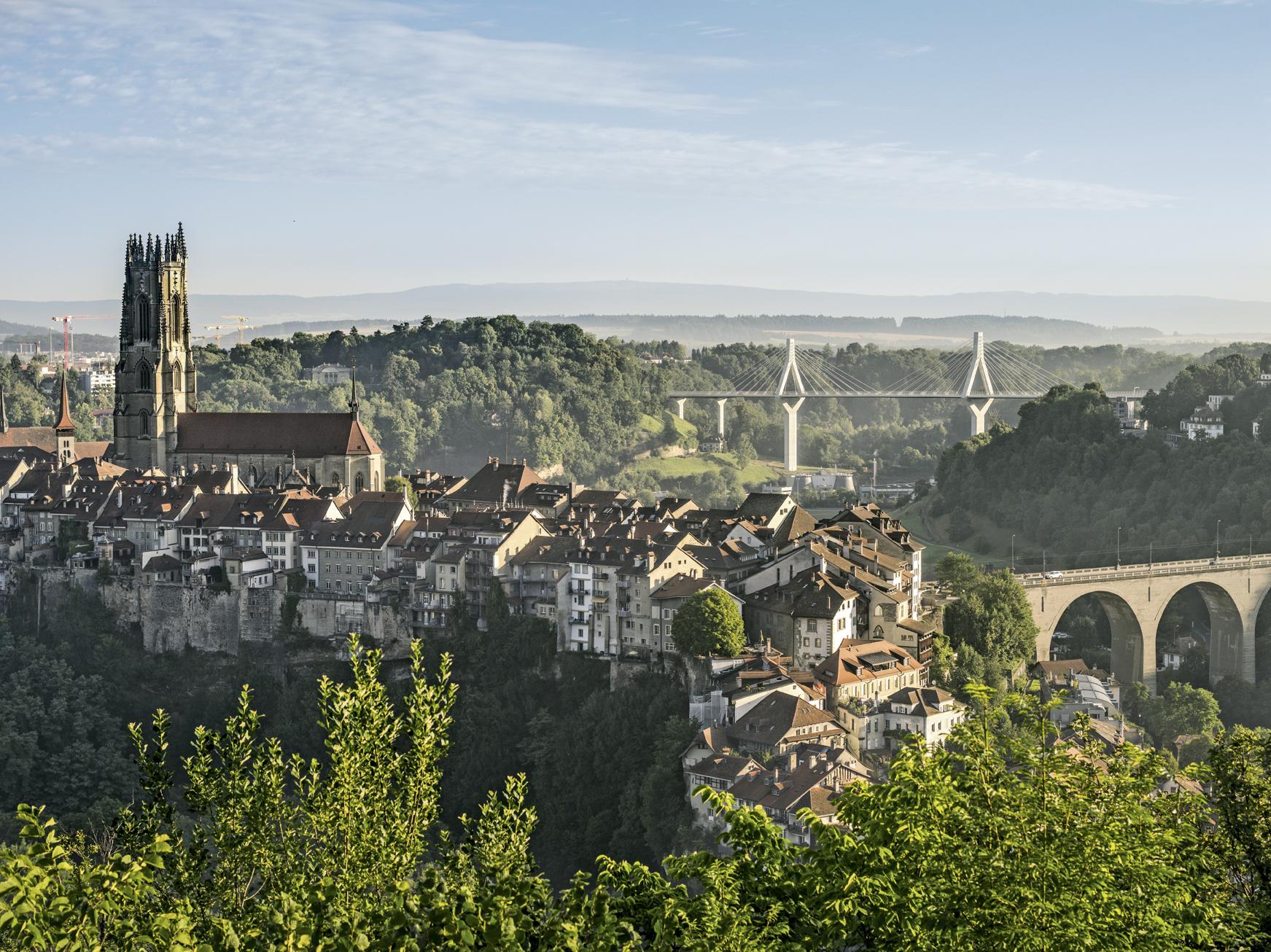 Fribourg | Schweiz Tourismus