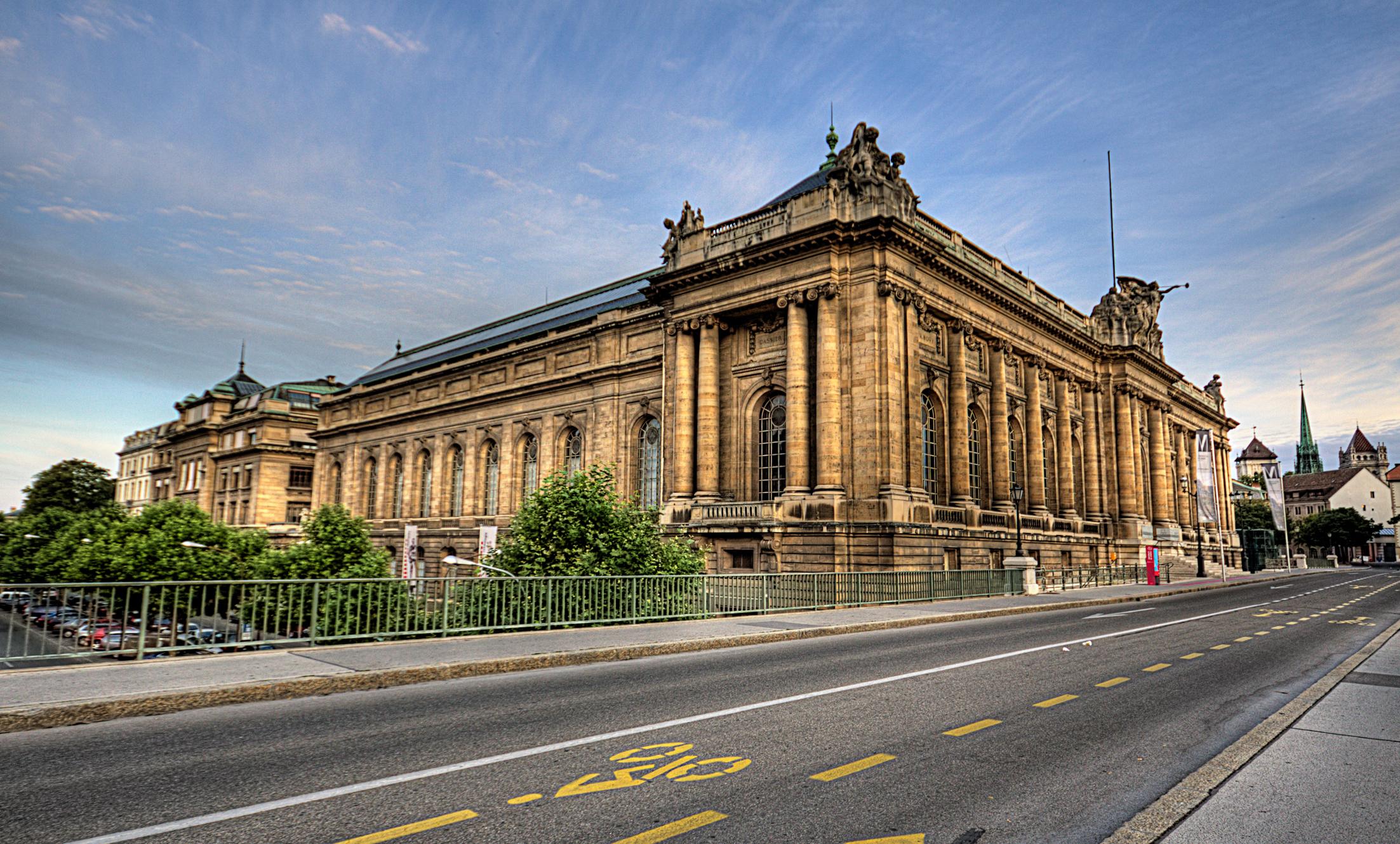 نتيجة بحث الصور عن متحف الفن والتاريخ في جنيف