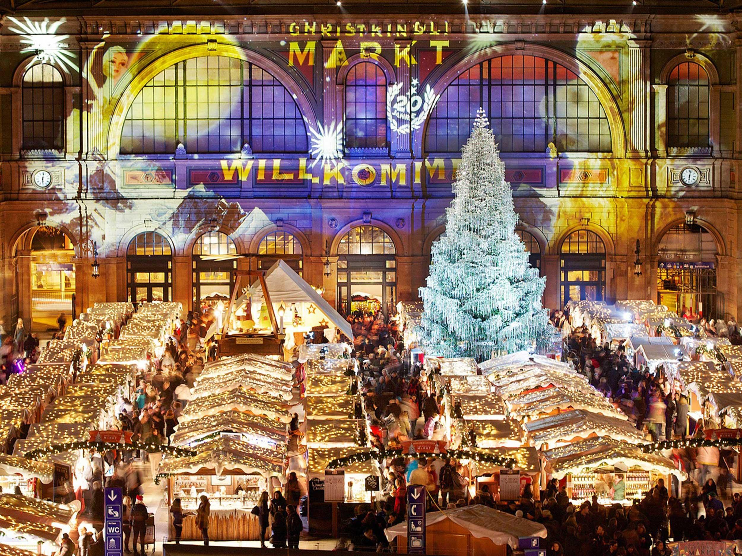 Weihnachtsmarkt Zürich.Weihnachten In Zürich Schweiz Tourismus