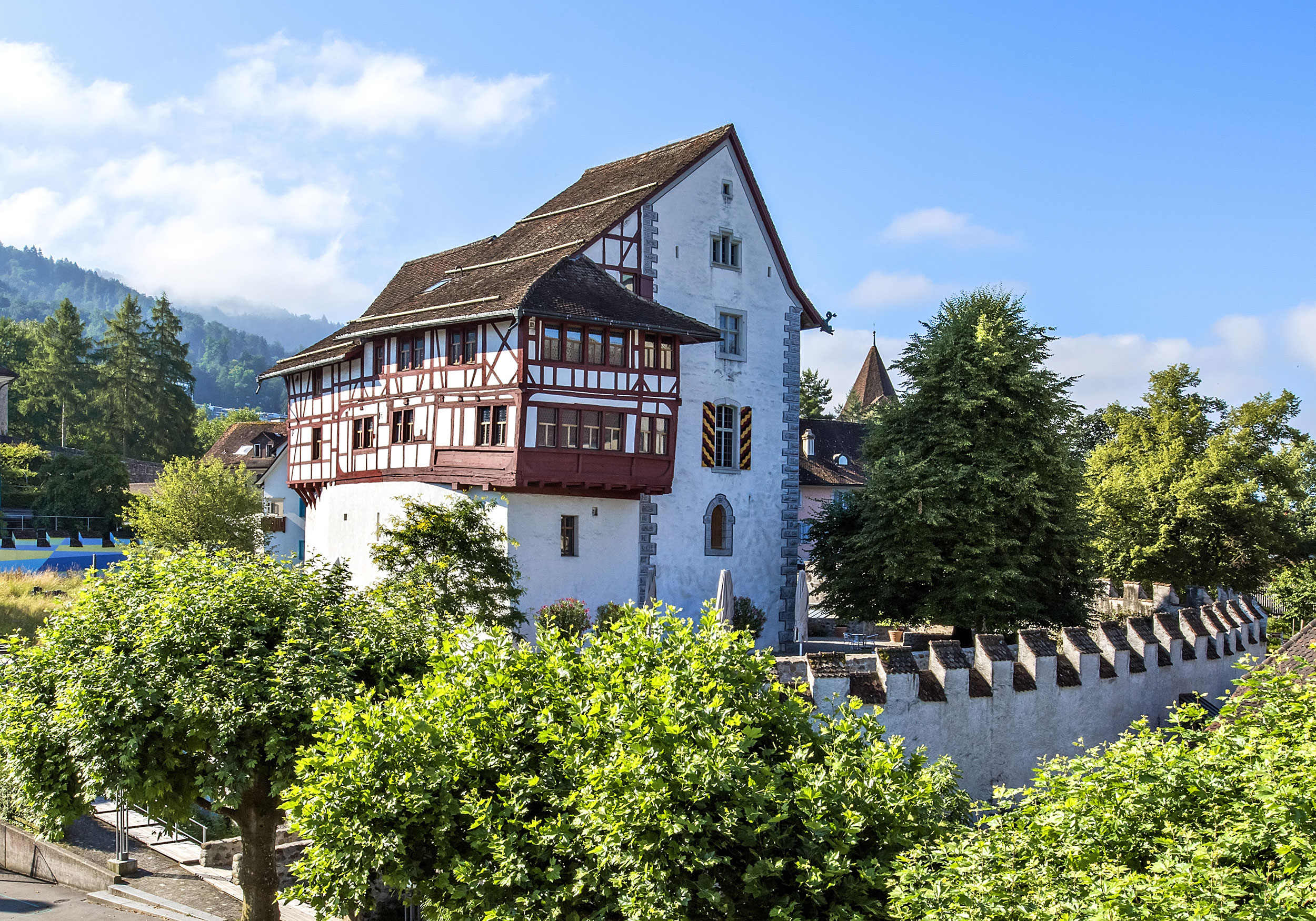 Château de Zoug | Suisse Tourisme