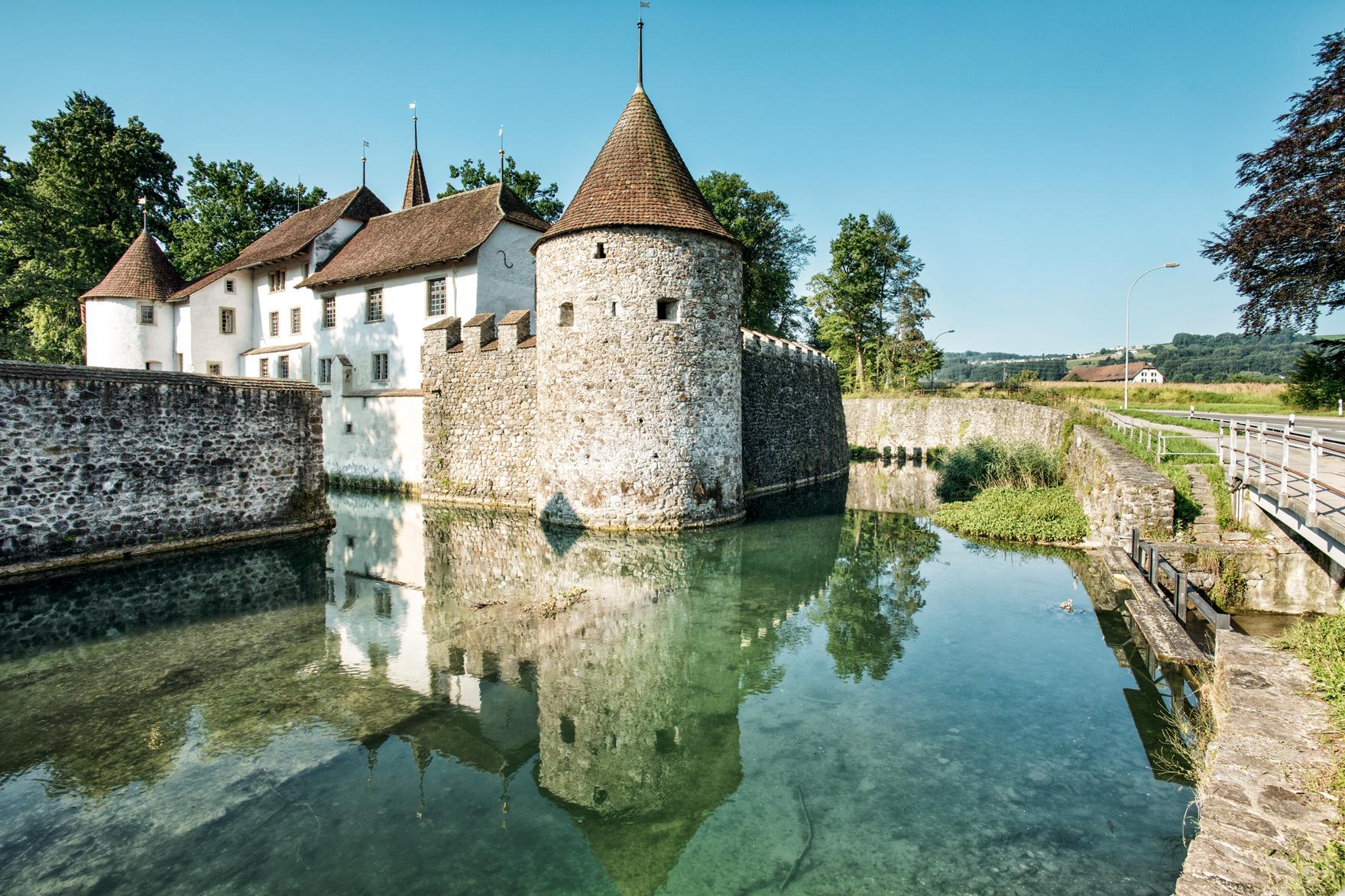 Von Schloss Hallwyl nach Schloss Heidegg | Schweiz Tourismus