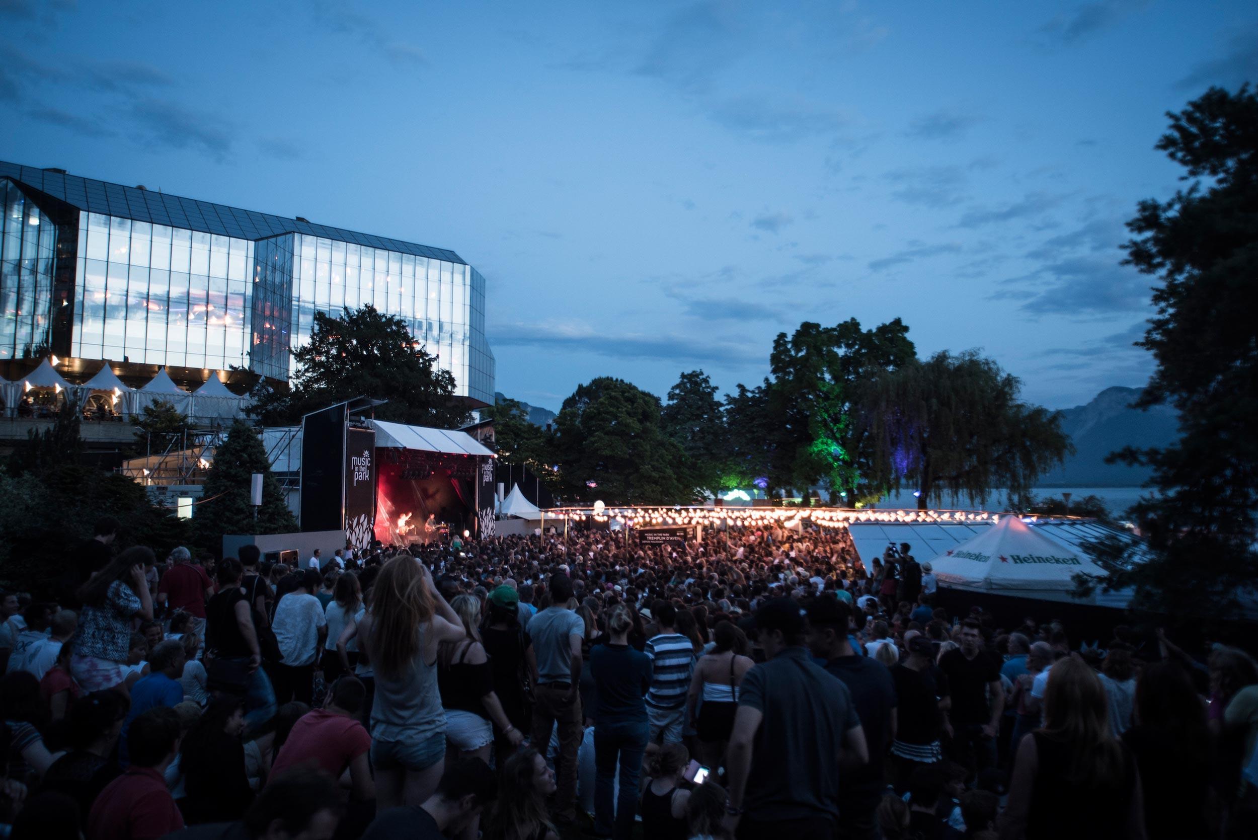 Montreux Jazz Festival >> Montreux Jazz Festival Switzerland Tourism