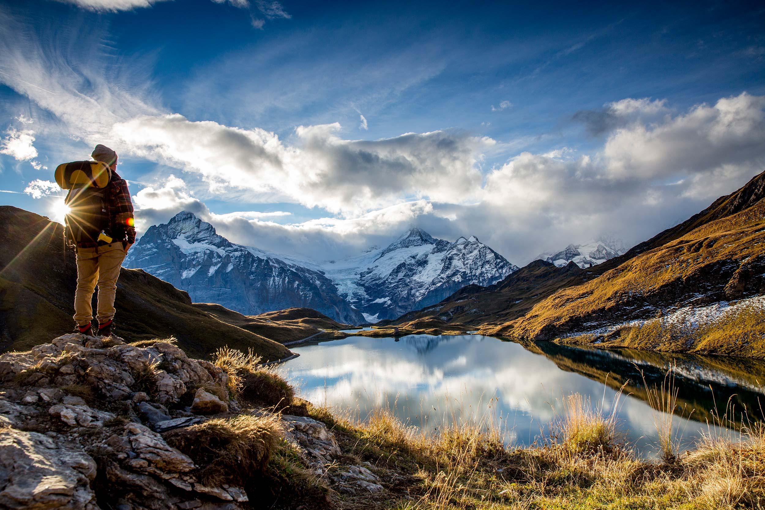 Grindelwald Switzerland Tourism