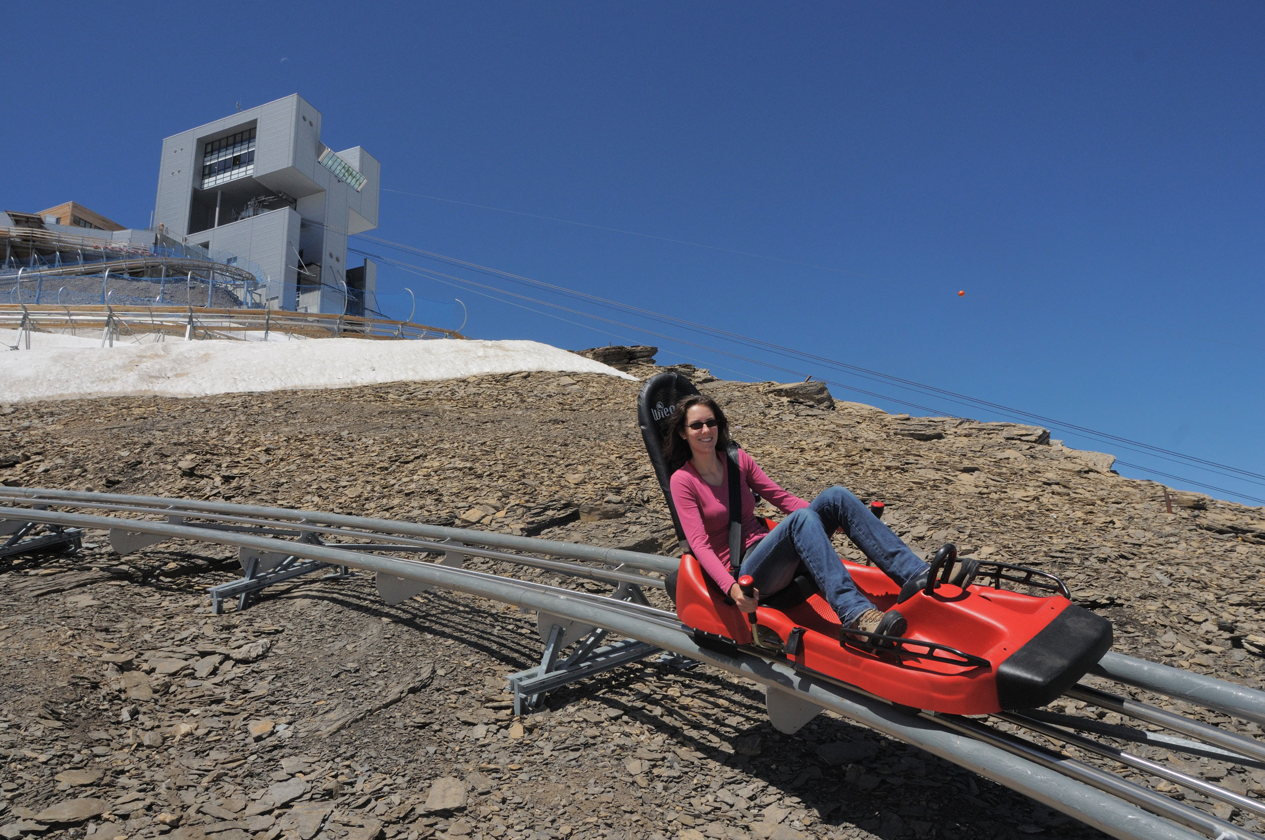 Alpine Coaster | Switzerland Tourism