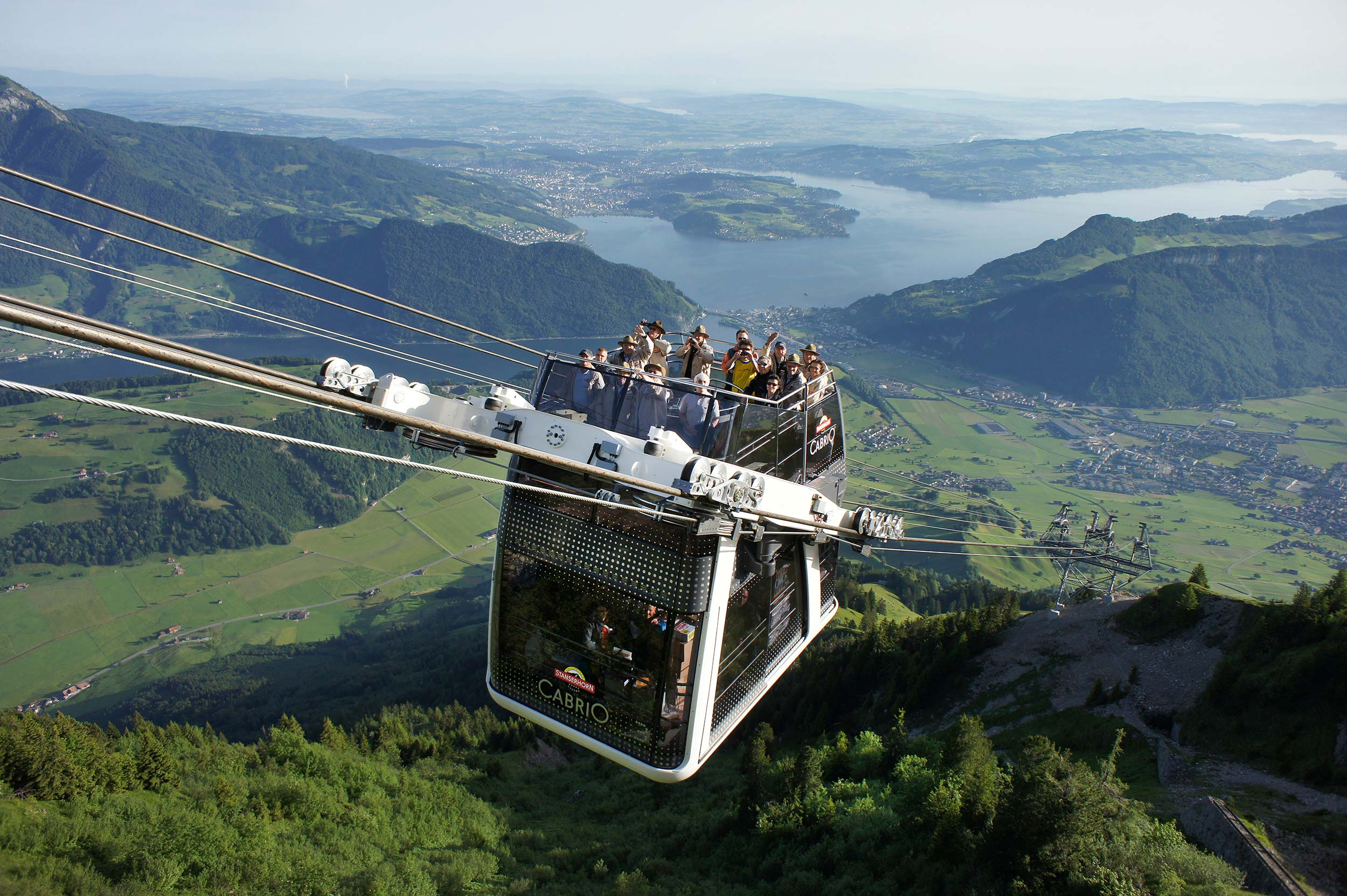 CabriO Stanserhorn | Suisse Tourisme
