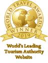 Worlds Leading tourism Authority Website